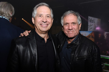 Leslie Moonves 'Fallout 4' Video Game Launch Event - Los Angeles, CA