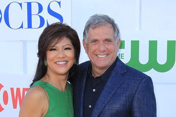 Leslie Moonves CW, CBS And Showtime 2012 Summer TCA Party - Arrivals