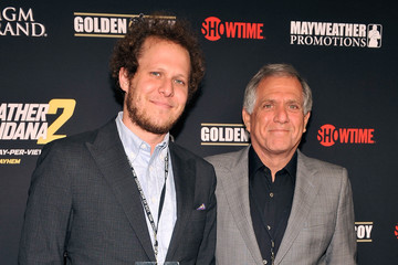 """Leslie Moonves Showtime's VIP Pre-Fight Party For """"MAYHEM: MAYWEATHER VS. MAIDANA 2"""""""