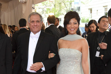 Leslie Moonves 'China: Through The Looking Glass' Costume Institute Benefit Gala - Arrivals