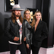 Leticia Cyrus 61st Annual Grammy Awards - Arrivals