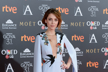 Leticia Dolera Goya Cinema Awards 2017 - Red Carpet