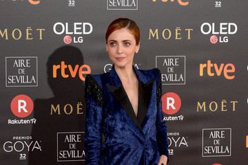 Leticia Dolera Goya Cinema Awards 2018 - Red Carpet
