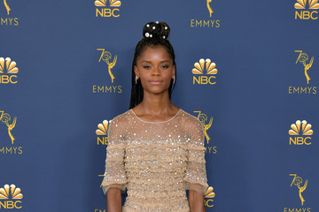Letitia Wright 70th Emmy Awards - Arrivals