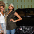 Letoya Luckett Cadillac Welcome Luncheon At ABFF: Black Hollywood Now
