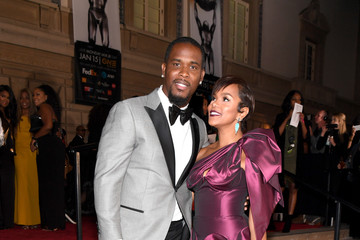 Letoya Luckett Tommicus Walker 49th NAACP Image Awards - Red Carpet