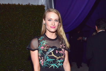 Leven Rambin Inside the Elton John AIDS Foundation Oscars Viewing Party