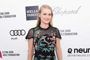 Leven Rambin Arrivals at the Elton John AIDS Foundation Oscars Viewing Party — Part 3