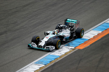 Lewis Hamilton F1 Grand Prix of Germany