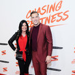 Patti Stanger and Lewis Howes Photos