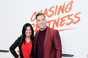 Patti Stanger and Lewis Howes Photos Photo