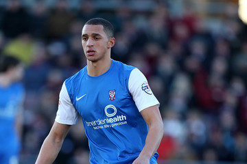Lewis Montrose Northampton Town v York City - Sky Bet League Two