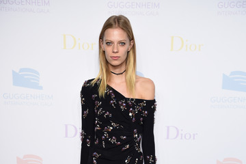 Lexi Boling 2016 Guggenheim International Pre-Party Made Possible by Dior
