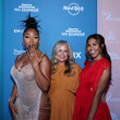 Leyna Bloom Sports Illustrated Swimsuit Celebrates Launch Of The 2021 Issue At Seminole Hard Rock Hotel & Casino