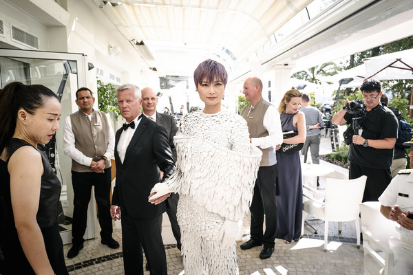 Colour Alternative View - The 72nd Annual Cannes Film Festival