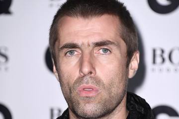 Liam Gallagher GQ Men of The Year Awards - Red Carpet Arrivals