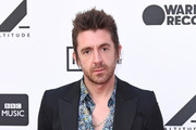 """Miles Kane attends the World Premiere of """"Liam Gallagher: As It Was"""" at Alexandra Palace on June 06, 2019 in London, England."""