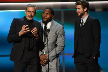 Liam Hemsworth 5th Annual NFL Honors - Show
