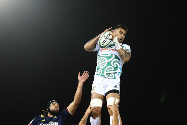 Super Rugby - Highlanders vs. Chiefs