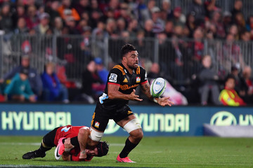Liam Messam Super Rugby Rd 2 - Crusaders vs. Chiefs