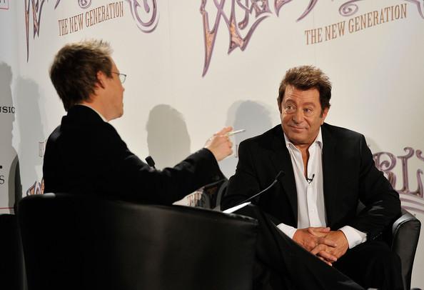 War Of The Worlds New Generation: Jeff Wayne In Liam Neeson At 'The War Of The Worlds New