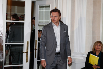 Liam Neeson 'A walk Among the Tombstones' Press Conference