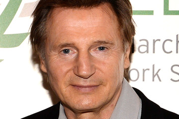 Liam Neeson Liam Neeson Honored in NYC
