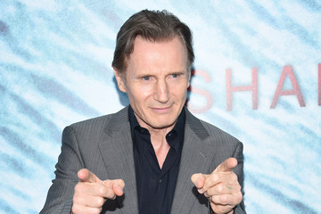 Liam Neeson 'The Shallows' World Premiere Arrivals