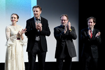 Liam Neeson 56th New York Film Festival - 'The Ballad Of Buster Scruggs' - Intro And Q&A