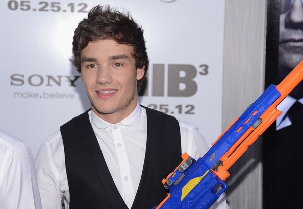 "Liam Payne - ""Men In Black 3"" New York Premiere - Inside Arrivals"