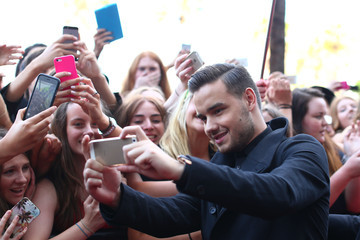 Liam Payne Arrivals at the 28th Annual ARIA Awards