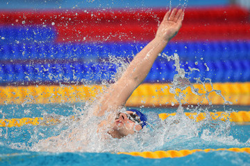 Liam Tancock Swimming - 16th FINA World Championships: Day Ten