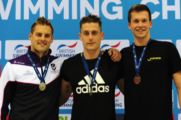 Liam Tancock British Gas Swimming Championships 2015: Day One