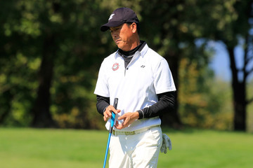 Lian-wei Zhang Senior Italian Open Presented by Villaverde Resort - Day One
