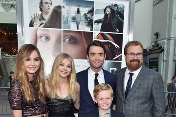 Liana Liberato 'If I Stay' Premieres in Hollywood — Part 4