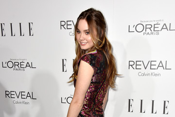 Liana Liberato ELLE's 21st Annual Women in Hollywood