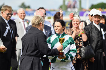 Lianne Dalziel NZ Cup and 1000 Guineas Day