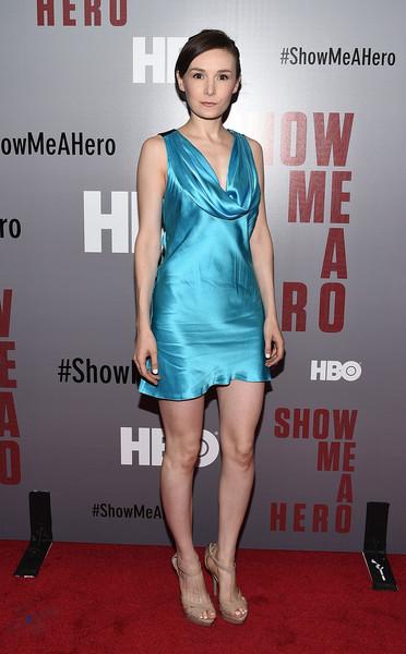 Guests Attend the 'Show Me a Hero' New York Screening