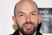Paul Scheer attends the Library Foundation of Los Angeles' Young Literati's 11th Annual Toast at City Market Social House on April 06, 2019 in Los Angeles, California.