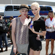 Lydia Hearst and Richie Rich Photos