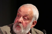 Mike Leigh attends the 'Life Is Sweet' Blu-ray/ DVD launch and Q&A at BFI Southbank on September 28, 2017 in London, England.