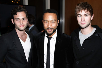 Chace Crawford Penn Badgley A Lifeline In The Night: A Benefit For Pakistan Flood Relief