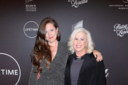 Callie Khouri and Angelina Burnett Photos Photo