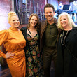 Megan Hilty and Charles Esten Photos