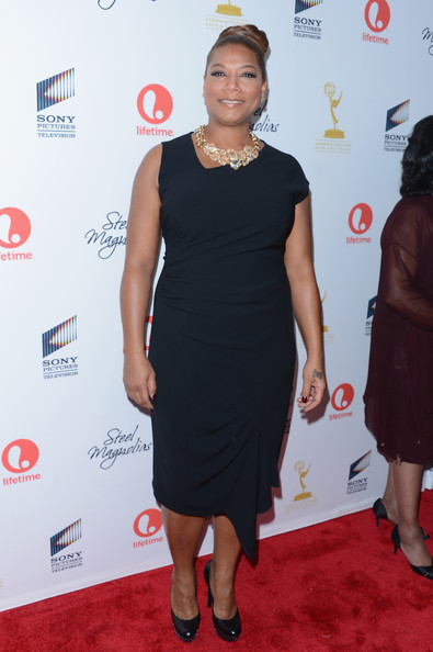 "Queen Latifah attends Lifetime's ""Steel Magnolias"" Premiere Event on October 3, 2012 in New York City."