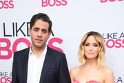 """Bobby Cannavale and Rose Byrne attend the world premiere of """"Like A Boss"""" at SVA Theater on January 07, 2020 in New York City."""