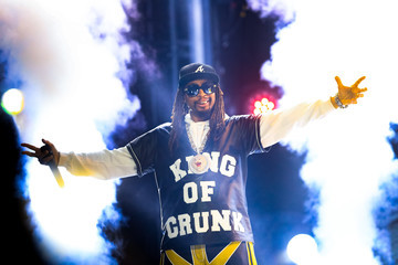 Lil Jon 2019 BET Hip Hop Awards - Show