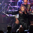 Lil Kim Pre-GRAMMY Gala and GRAMMY Salute to Industry Icons Honoring Sean