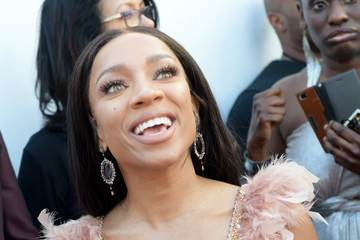 Lil Mama 48th NAACP Image Awards -  Red Carpet