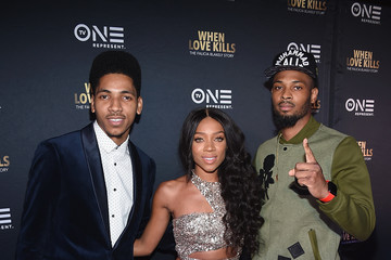 Lil Mama 'When Love Kills: The Falicia Blakely Story' New York Premiere